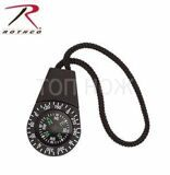 Rothco Zipper Pull Compass - компас-застежка
