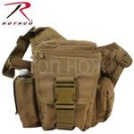 Rothco Advanced Tactical Brown - сумка